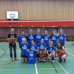 Vios Volleybal Dames 2 - Bomers Dry Needling 2