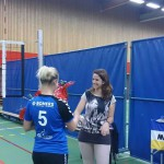 Vios Volleybal Dames 2 - Bomers Dry Needling 3