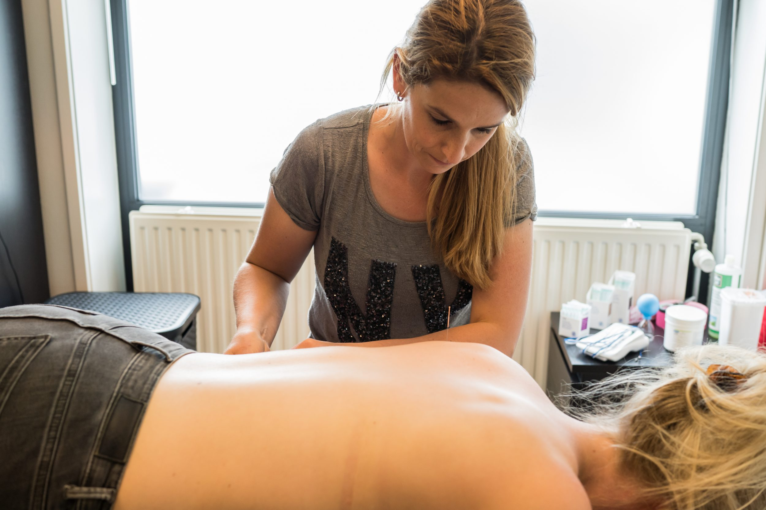 Dry Needling Jill Bomers Fysiotherapie