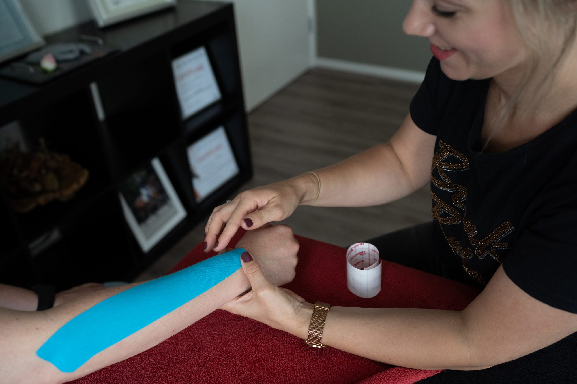 Medical Taping Bomers Fysiotherapie